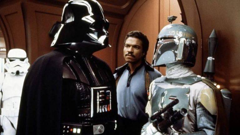 Кому принадлежит фраза «Нет. Я — твой отец»?