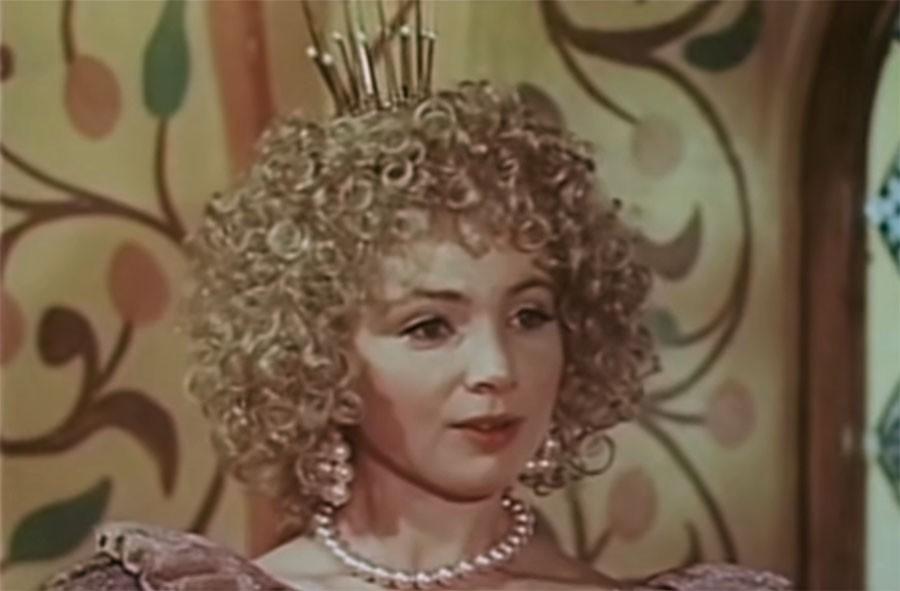 В какой сказке главную героиню сыграла Марина Яковлева?