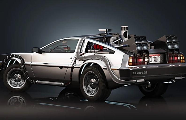 Если вы любите фантастику, то без сомнения скажете сказать, в каком фильме встречался этот автомобиль