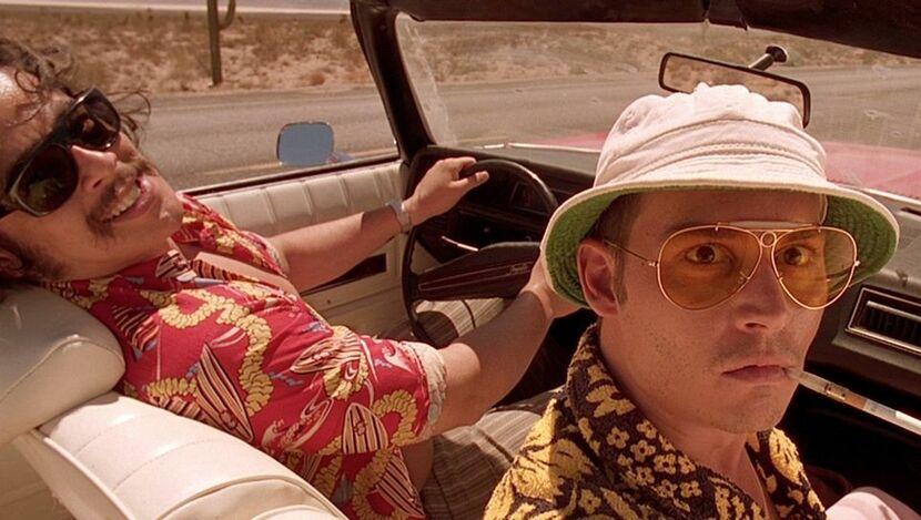 Заполните пропуск в названии этого культового фильма «Страх и ... в Лас-Вегасе».