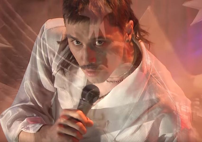 Дима Билан     какая песня прозвучала