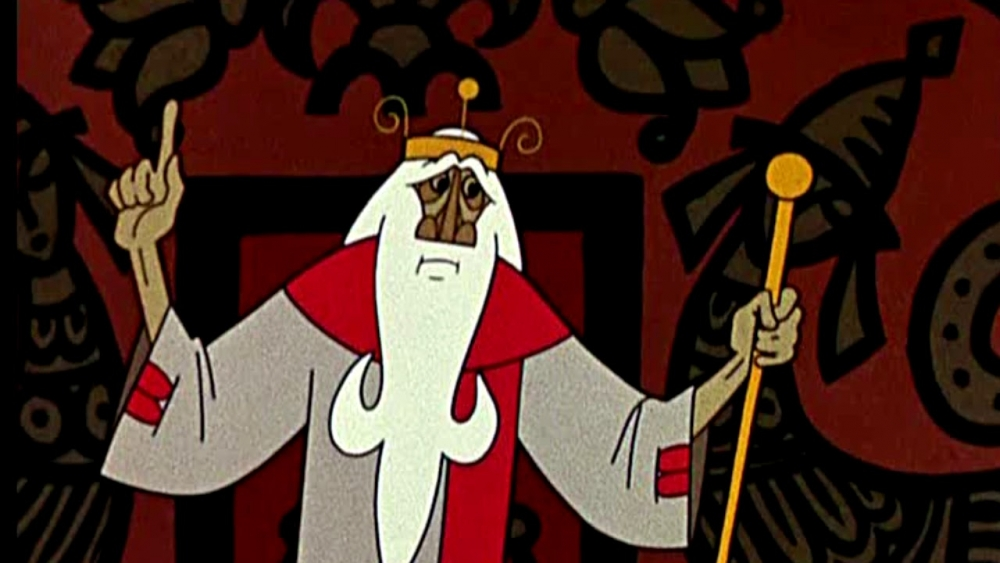 Кто охранял царство царя Дадона?