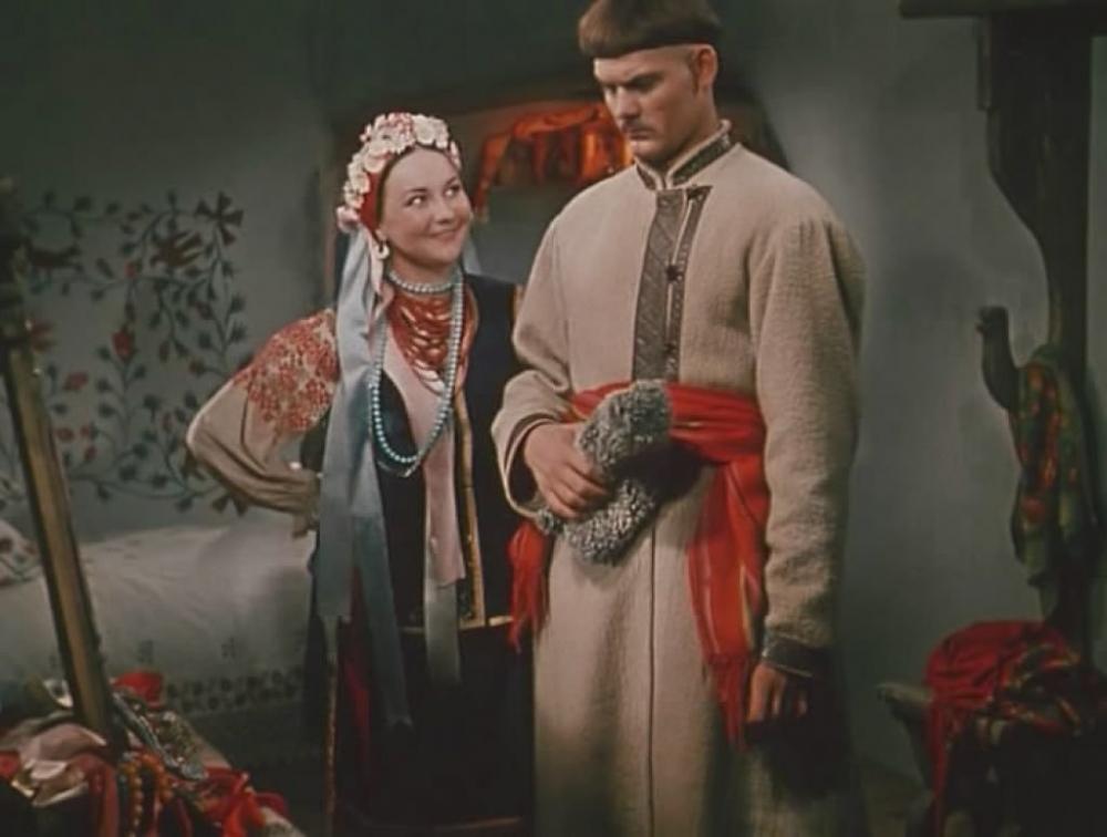 Что обещала Оксана Вакуле за черевички?